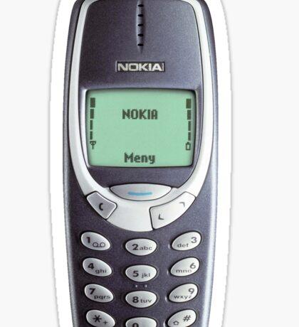 Nokia 3310 Sticker
