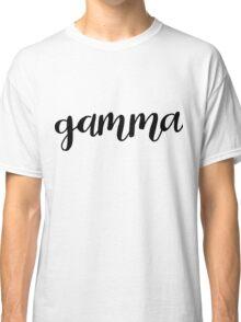 gamma Classic T-Shirt
