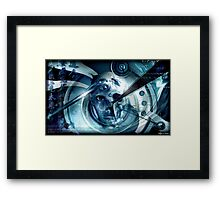Welcome to Machine Framed Print