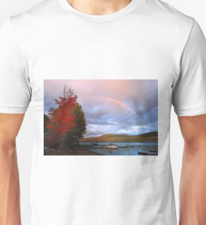 Wild Fall Weather Unisex T-Shirt