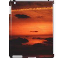 Sunrise over Dune Road iPad Case/Skin