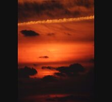 Sunrise over Dune Road Unisex T-Shirt