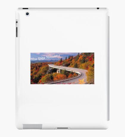 Blue Ridge Mountain Work iPad Case/Skin