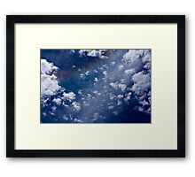 6033 Framed Print