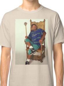 Fresh Prince of Bel-Air on Throne Classic T-Shirt