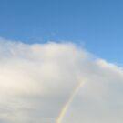 Rainbow sunshine by Coralie Plozza