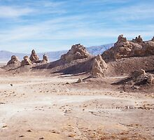 Lost in Trona pinnacles by Hotaik  Sung