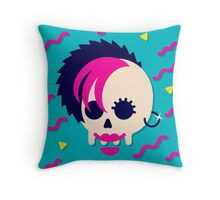 Like gag me with some worms! Throw Pillow
