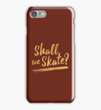 Phichit Chulanont - Short Program - Shall We Skate? iPhone Case/Skin
