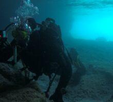 Scuba diving#22 Sticker