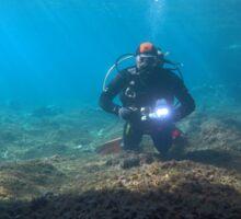 Scuba diving#25 Sticker