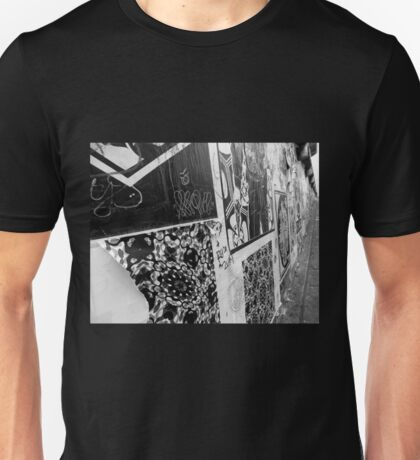 Alleyway of Art Unisex T-Shirt