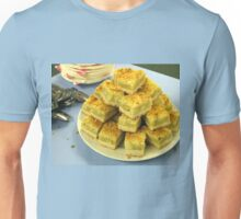 Scrumptious Apple Crumble Cake (Apfel-Streusel-Torte) Unisex T-Shirt