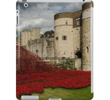 Tower of London Remembers iPad Case/Skin