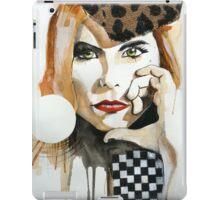Paloma Faith. iPad Case/Skin