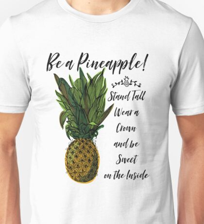 Pine is Fine Unisex T-Shirt