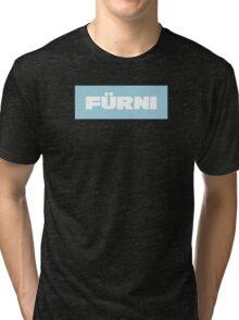 FÜRNI Fight Club Tri-blend T-Shirt