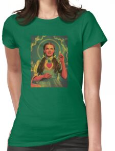 Immaculate Heart of Dorothy Womens Fitted T-Shirt