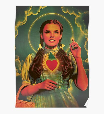Immaculate Heart of Dorothy Poster