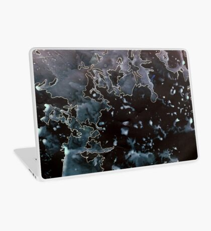 Unknown Map. Space-scape Laptop Skin