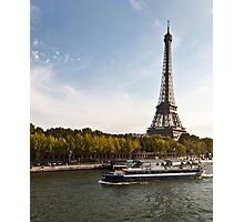 Trip in Paris Photographic Print