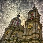 Abbey of Saint Gall 1 by Charles Kosina