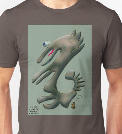 132. Leaving a Present Unisex T-Shirt
