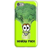 Healthy Face iPhone Case/Skin