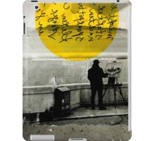 STREET WITH A VIEW iPad Case/Skin