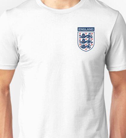 Enland Three Lion Rampant Unisex T-Shirt