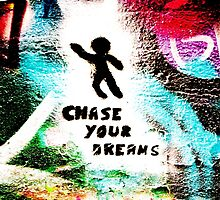 Chase Your Dreams by Larissa Kerkow