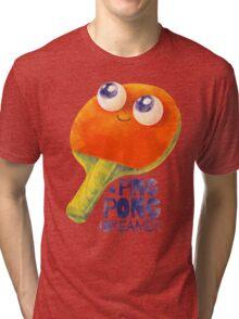 Ping-pong dreamer Tri-blend T-Shirt