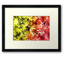 Abstract Art 2014-11-01 Framed Print