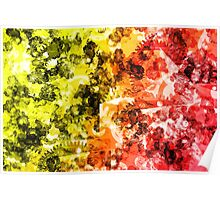 Abstract Art 2014-11-01 Poster