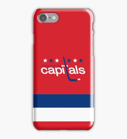 Washington Capitals Retro iPhone Case/Skin