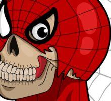 Superdead heroes: spider-dead Sticker
