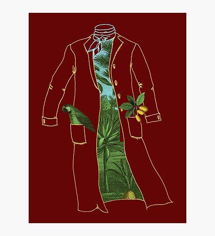 Humboldt's Coat Photographic Print