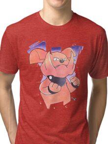 Granbull Tri-blend T-Shirt