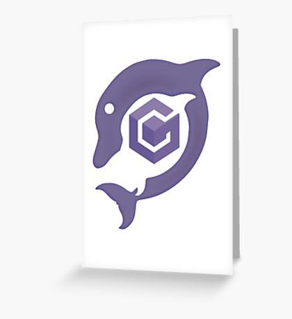 Gamecube Greeting Card