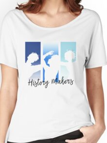 History Makers Women's Relaxed Fit T-Shirt