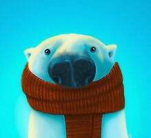 Polar bear by limeart