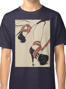 Good Girl knows what to wear, bdsm, bondage play 2 Classic T-Shirt