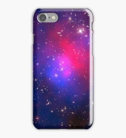 Stary night galaxy explorer iPhone Case/Skin