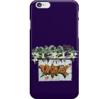 Graffiti Tees 10 iPhone Case/Skin