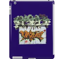 Graffiti Tees 10 iPad Case/Skin