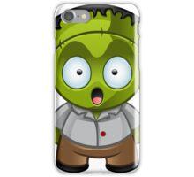 Frankenstein Monster Boy Shocked iPhone Case/Skin