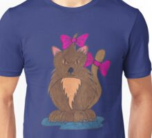 Pink ribbons? Really? Unisex T-Shirt