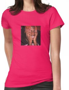 Lil Yachty Grills Womens Fitted T-Shirt