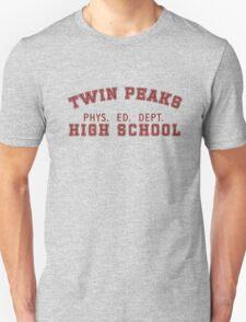 Twin Peaks Phys Ed  T-Shirt