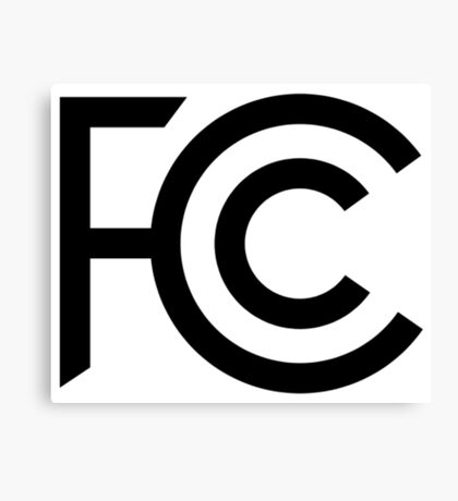 Federal Communications Commission Canvas Print